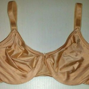 Wacoal 85182 Bodysuede Simply Stated UW Bra 34D